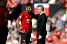 Solskjaer takes pride in Marcus Rashford's free school meals campaign