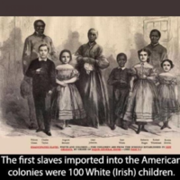 Debunked: Irish people were not the first slaves to arrive in the American colonies