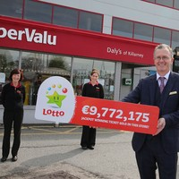 'I was walking around with the winning ticket in my bag': Kerry family scoops €9.7m National Lottery prize