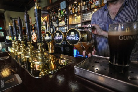 Pubs can serve alcohol without food from 20 July.