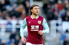 Dyche critical of Burnley for failing to tie down key players like Hendrick
