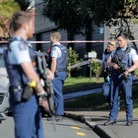 Suspect on the run after New Zealand police officer is shot dead