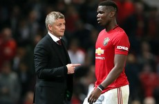 'Paul has had his difficult season' - Solskjaer expects to see best of Pogba when season resumes