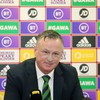 Michael O'Neill returns to training after recovering from coronavirus