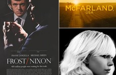 Screen watch: Your guide to the best TV movies to catch this week