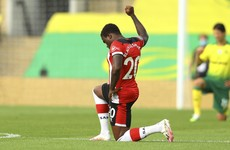 Obafemi starts and provides assist in Southampton win as they push Norwich closer to the drop