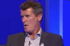 'I would be swinging punches at that guy' - Keane blasts De Gea after Man United concede goal