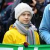 Thunberg urges world to tackle climate change with same urgency as coronavirus