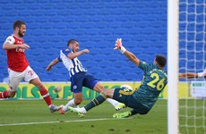 Aaron Connolly creates the winner as Arsenal collapse in late defeat to Brighton