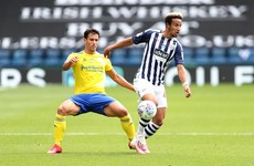 Leaders West Brom held as Blackburn move into play-off contention