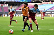 Traore inspires Wolves to win over insipid West Ham