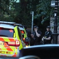 A 'number of people' injured in terror-related stabbing in English park