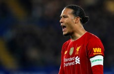 Virgil van Dijk says Premier League win could help Liverpool reach 'next level'