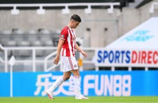 Bad day for Irish duo as Sheffield United slip up