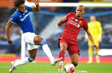 As it happened: Everton v Liverpool, Premier League