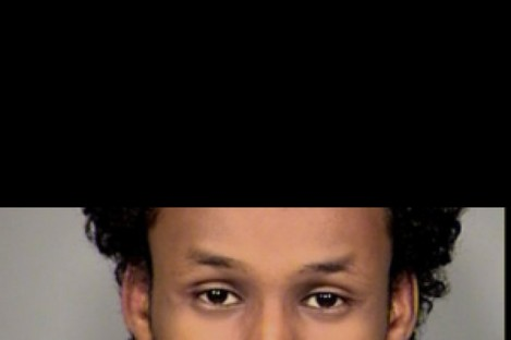 Image provided by US authorities shows Mohamed Osman Mohamud, 19.