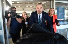 Ex-Wallabies boss Cheika plays down link with English club Gloucester