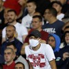Five Red Star players positive for Covid-19 after Belgrade derby in front of 16,000 fans