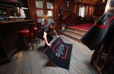 Over 100 days on from shutting their doors, just under half of Ireland's pubs are geared up for re-opening
