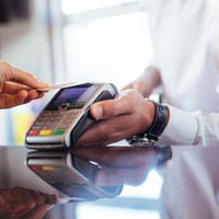 Almost €600 million spent on contactless payments in May