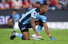 Wallaby Kurtley Beale released from Waratahs contract