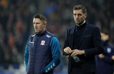 Robbie Keane leaves role at Middlesbrough as manager Woodgate is sacked