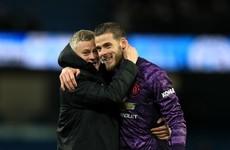De Gea 'is the best goalkeeper in the world', defends Solskjaer
