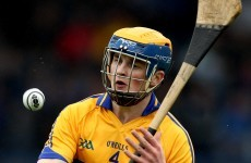 Clare make five changes for Dublin clash