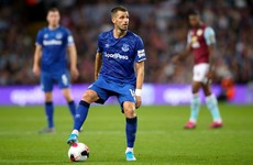Schneiderlin departs Everton to join Patrick Vieira's Nice