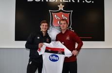 US international winger who played under Solskjaer signs for Dundalk