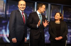 If government deal falls, FF would look to Independents and smaller parties, as the Sinn Féin question is asked again