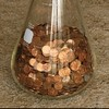 Man uses 69,000 pennies to pay off his mortgage