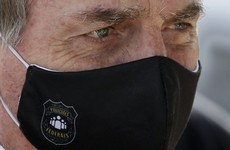 Brazil's Supreme Court has ordered President Bolsonaro to wear face masks in public