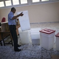 Voting begins in Libya's first free elections in 50 years