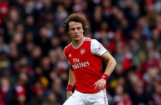 David Luiz signs new Arsenal contract as three others extend stay at the club