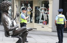 'I was dodging a bullet a bit': Luke Kelly sculptor not surprised by double vandalisation