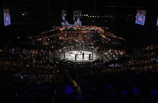 UFC cancels Dublin fight card