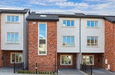 Last remaining three-beds in new west Dublin development from €425k