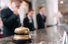 Hotels expect occupancy levels to fall by 40% this year - with room rates also taking a hit