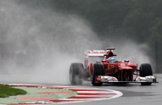 Alonso fastest in final practice for British Grand Prix