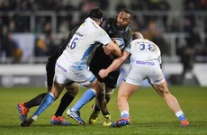 Boost for Glasgow as former European Player of the Season Nakarawa staying put