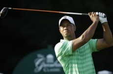 Woods and Mickelson both miss the cut at Greenbrier Classic