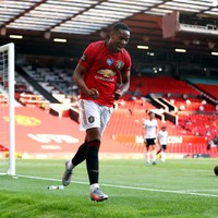 Martial hat-trick sees Man United boost Champions League hopes with convincing win