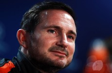 Lampard questions Sterling comparison on chances for black managers
