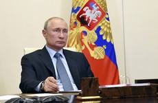 Russians cast early votes in ballot that could extend Putin's rule until 2036