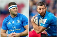 Leinster announce 28 new contracts as Kearney and McFadden stay short-term