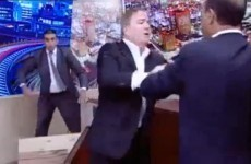 Video: Jordanian MP pulls a gun on critic during TV debate
