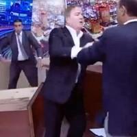 Video: Jordanian MP pulls a gun on critic during TV debate