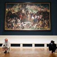 What will an art gallery or museum visit be like once they open their doors?