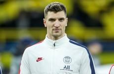 Dortmund complete signing of PSG defender Meunier